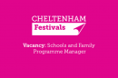 schools and family programme manager