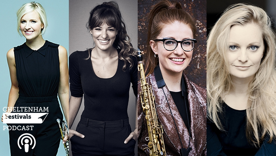 Podcast: Cheltenham Music Festival 2019 Preview with Alison Balsom