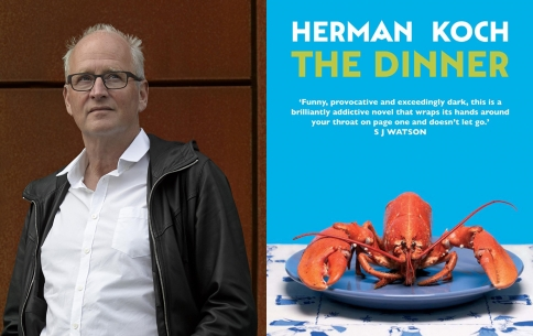 Celebrate With… Herman Koch