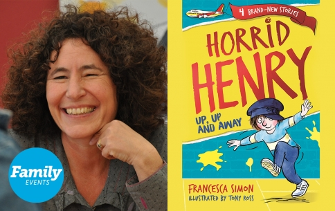 Horrid Henry: Number One For Fiendish Fun!