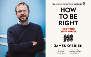 James O'Brien (Image: Urszula Soltys)