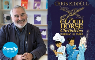 Chris Riddell: Guardians Of Magic