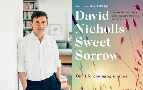 David Nicholls (Image: Sophia Spring)