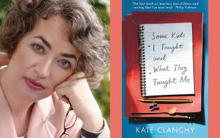 Kate Clanchy (Image: Alexander James)