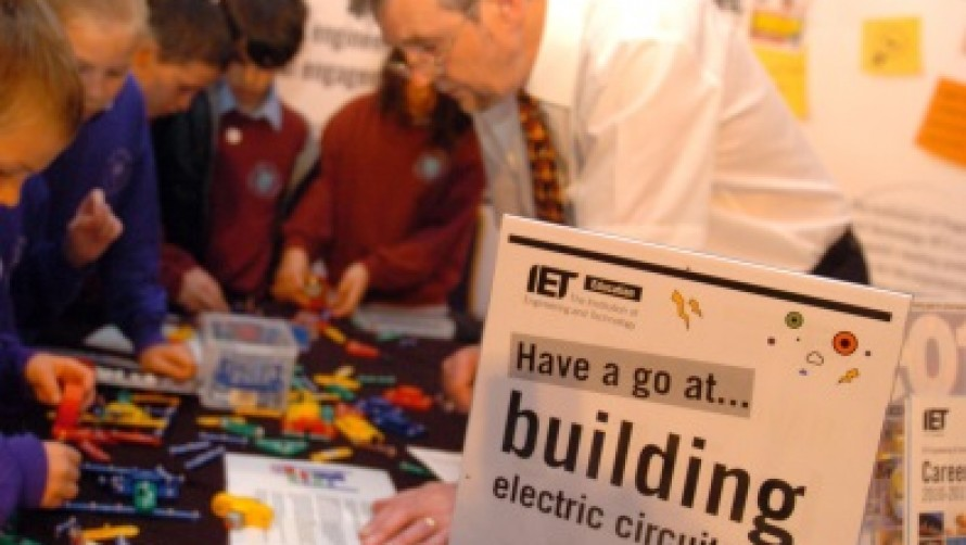 Discover Engineering @ Cheltenham Science Festival