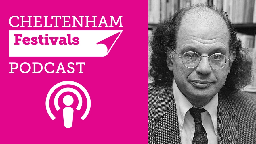 Podcast: Allen Ginsberg at Cheltenham Literature Festival 1993