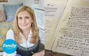 Cressida Cowell And Friends