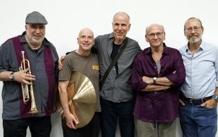 Liebman/Brecker/Copland Quintet