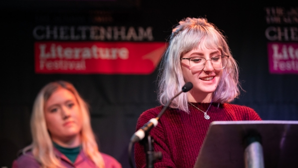 Write Now at Young Writers Showcase