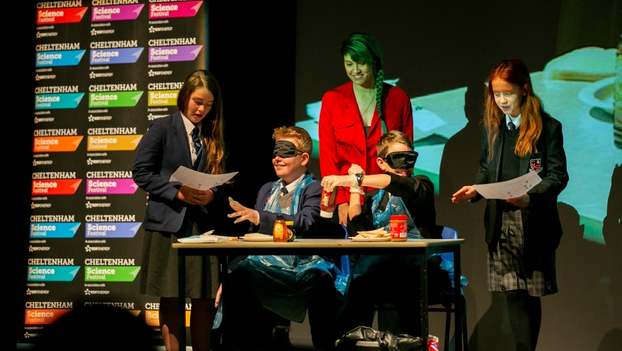 Gloucestershire Schools' Christmas Lectures 2019
