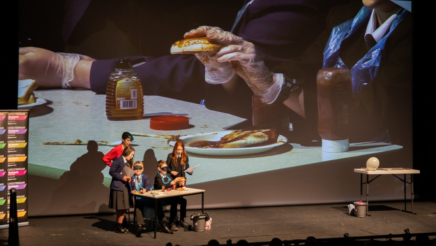 LabLive 2019: Spectacular Touring Science Shows for KS3