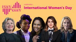 FestCast celebrates... Interantional Women's Day