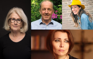 Ann Petitfor, Chris Goodall, Natalie Fee, Elif Shafak