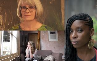 Carolyne Larrington (Image: Mollie Rose), Daisy Johnson, Irenosen Okojie