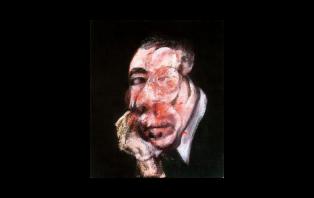 Head III 1961 by Francis Bacon