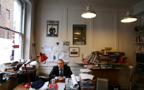 Ian Hislop (Image: Toby Madden)