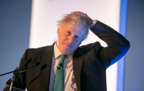 Boris Johnson (Image: Chatham House)