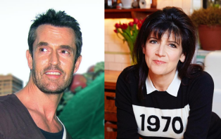 Rupert Everett, Emma Freud