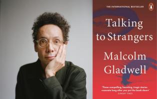 Malcolm Gladwell (Image: Celeste Sloman)