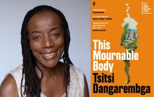 Tsitsi Dangarembga (Image: Hannah Mentz)
