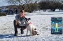 Oscar and his dog