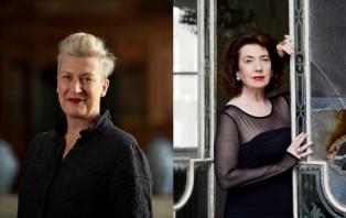 Dame Sarah Connolly (Image: Christopher Pledger), Imogen Cooper (Image: Sussie Ahlburg)