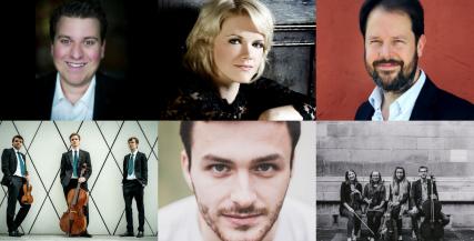 BBC Radio 3 New Generation Artists at Cheltenham Music Festival