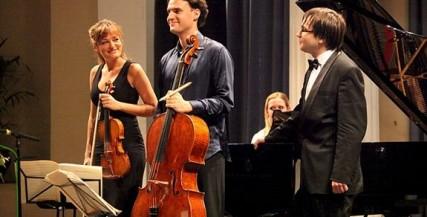 Nicola Benedetti & her Trio