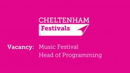 Music Festival Head of Programming