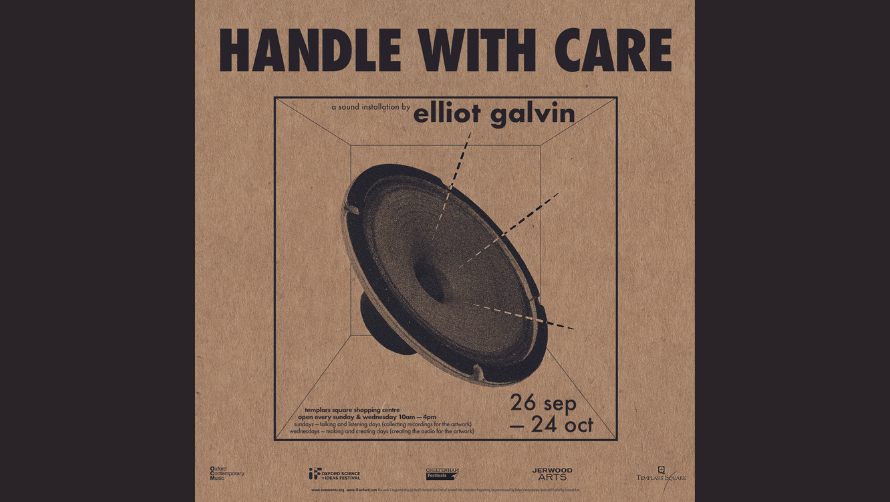 Ellot Galvin's Handle With Care