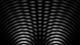 Thomas Young's Double Slit experiment