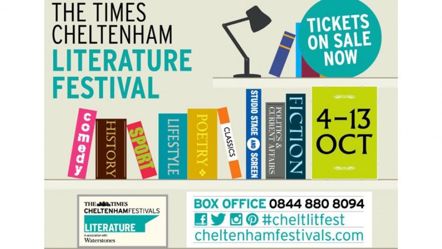 The Times Cheltenham Literature Festival 2013