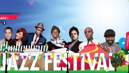2014 Cheltenham Jazz Festival