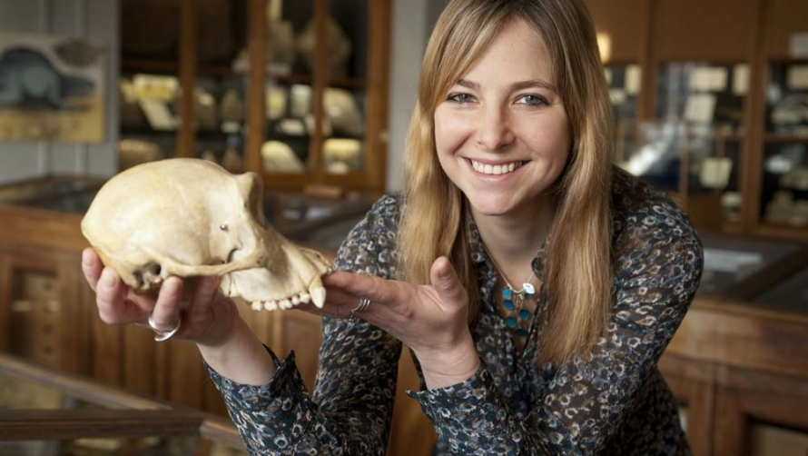 Alice Roberts And The Incredible Unlikeliness Of Being