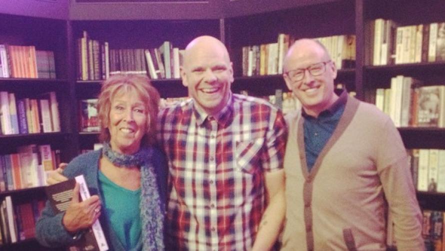 Tom Kerridge Cheltenham Literature Festival 2014