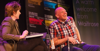 #cheltlitfest 14: Tom Kerridge
