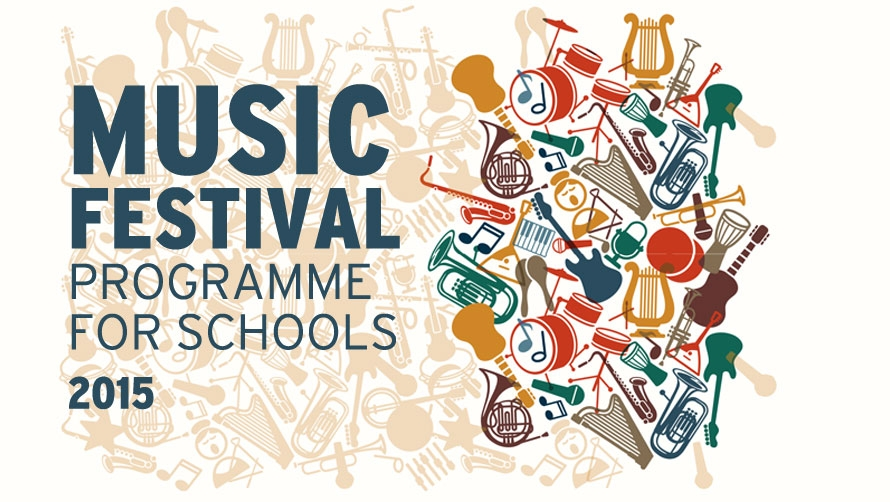 Music Festival Programme for Schools 2015