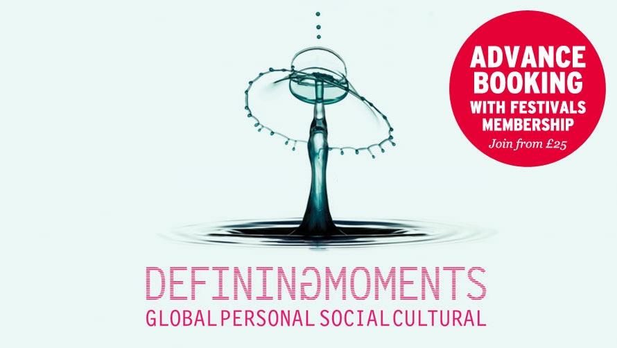 #cheltlitfest 2015: Defining Moments