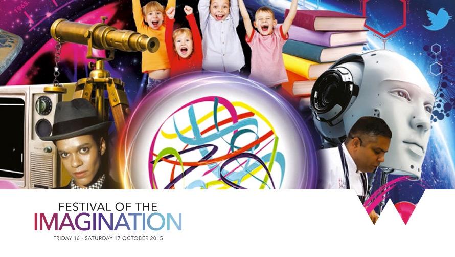 Festival of Imagination: Fri 16 - Sat 17 Oct 2015
