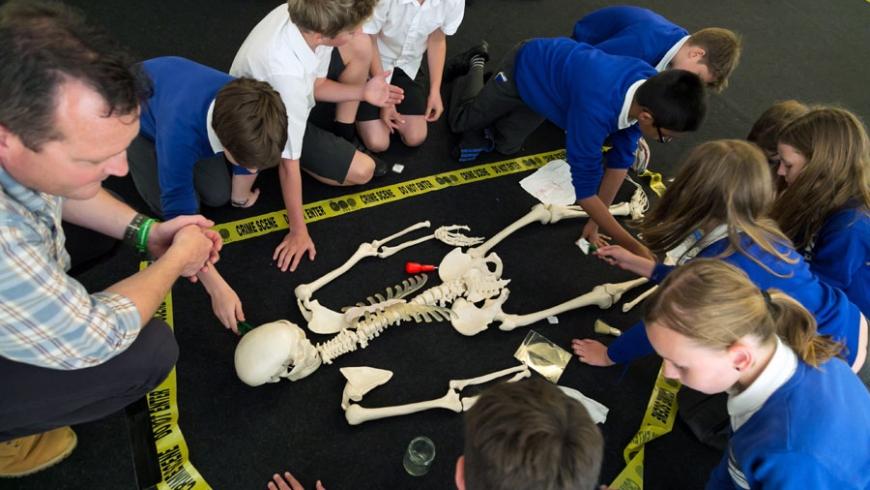 Science for Schools 2015