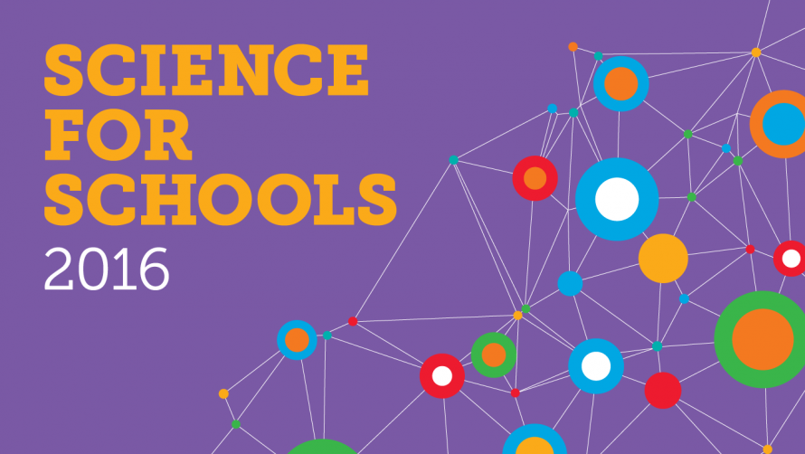 Science for Schools 2016